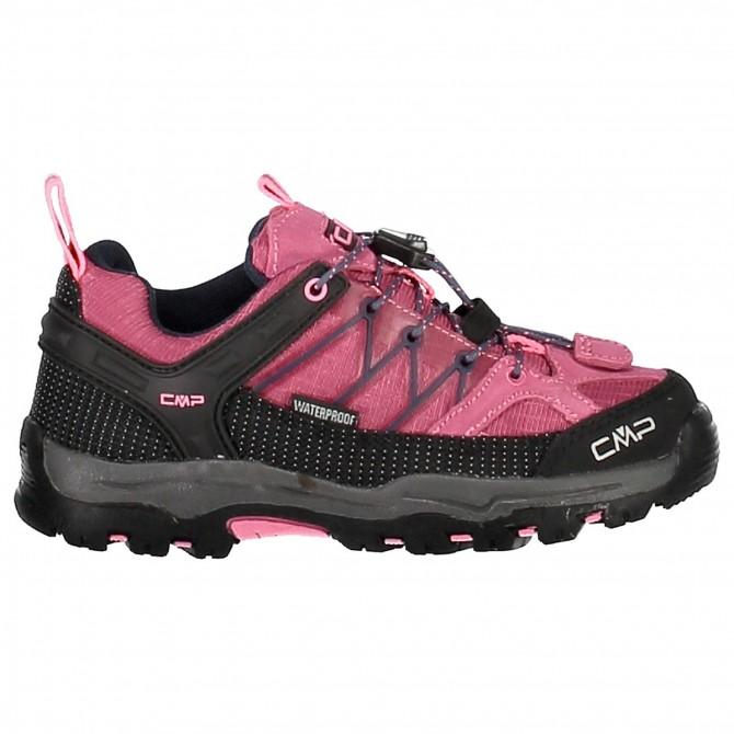 Zapato trekking Cmp Rigel Low Junior fucsia