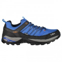 Zapato trekking Cmp Rigel Low Waterproof Hombre royal