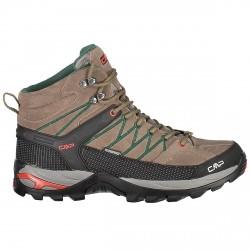 Zapato trekking Cmp Rigel Mid Hombre marrón