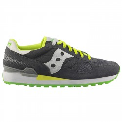 Sneakers Saucony Shadow O' Homme gris-jaune