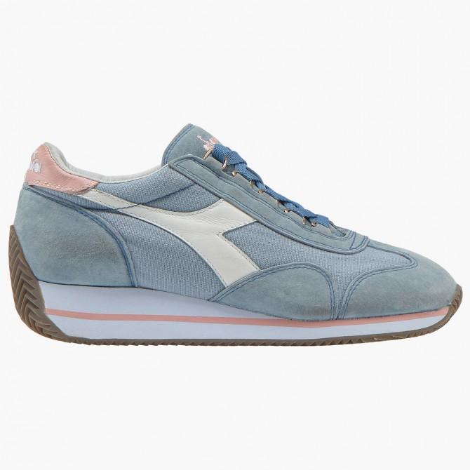 Sneakers Diadora Equipe W SW HH Femme bleu clair