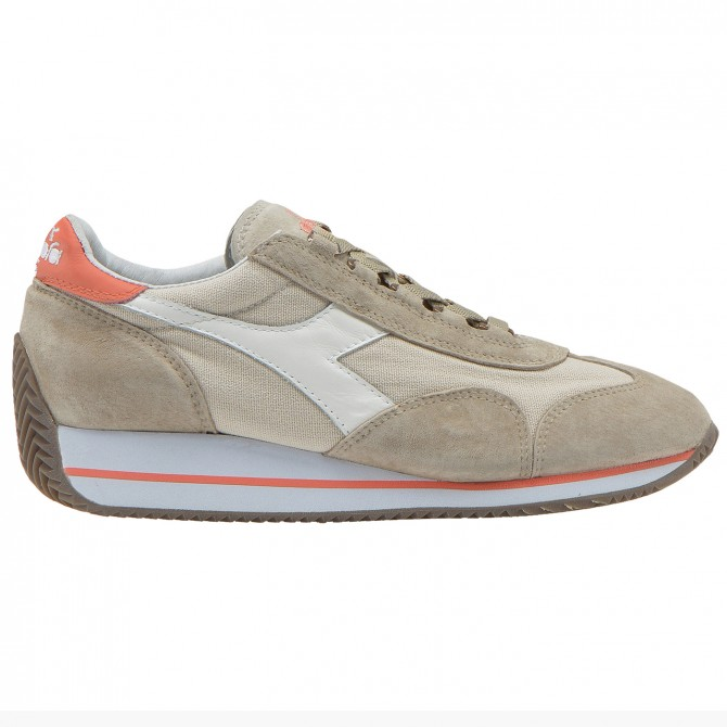 Sneakers Diadora Equipe W SW HH Woman beige-orange