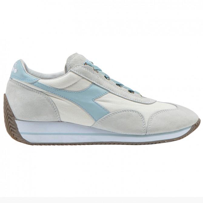 Sneakers Diadora Equipe W SW HH Femme blanc-bleu