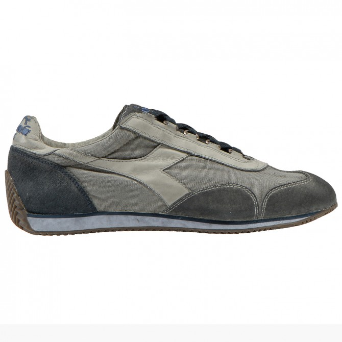 Sneakers Diadora Equipe SW Dirty Homme gris