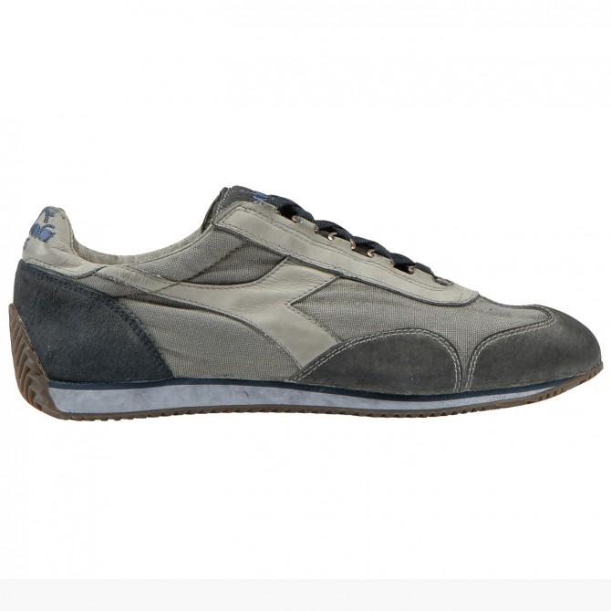 Sneakers Diadora Equipe SW Dirty Uomo grigio