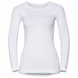 Jersey lingerie Odlo Evolution Warm Femme blanc