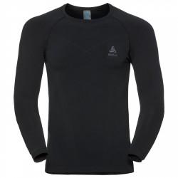 Jersey lingerie Odlo Evolution Warm Homme noir