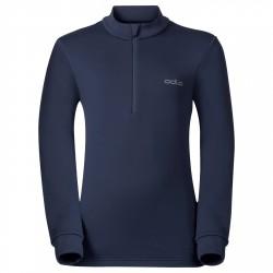 Suéter Odlo Snowbird Junior azul