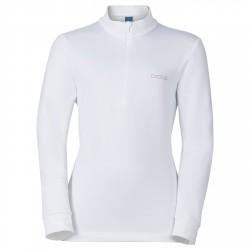 Suéter Odlo Snowbird Junior blanco
