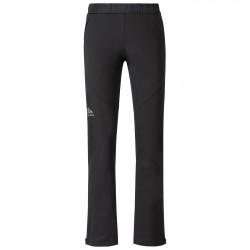 Pantaloni alpinismo Odlo Stryn Donna nero