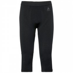 3/4 Baselayer pants Odlo Evolution Warm Man black