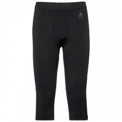 Leggings 3/4 Odlo Evolution Warm Homme noir