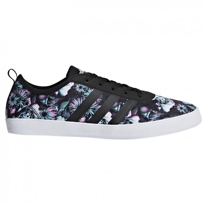 buy popular 59ec8 0a60f Sneakers Adidas QT Vulc 2.0 Femme noir
