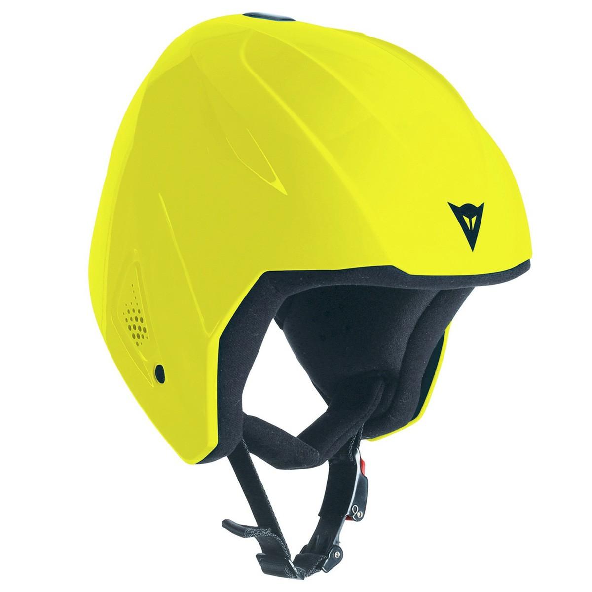 Casco sci Dainese Snow Team Jr Evo (Colore: giallo, Taglia: 52)