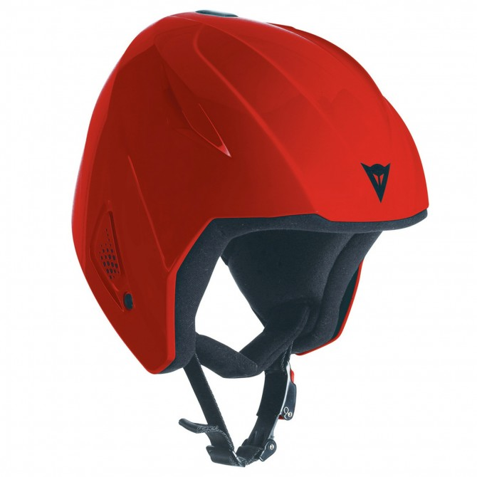 Casco esquí Dainese Snow Team Jr Evo rojo