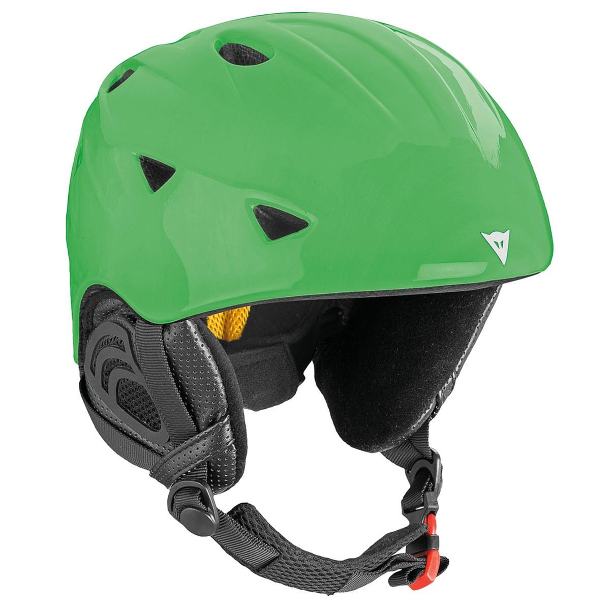 Casco sci Dainese D-Ride (Colore: verde, Taglia: 2XS)