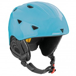Casco esquí Dainese D-Ride Junior azul claro