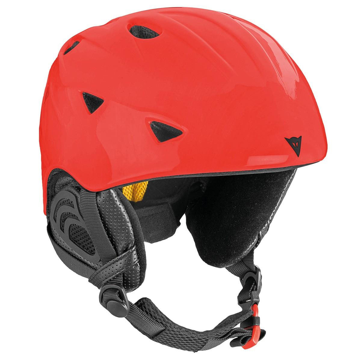 Casco sci Dainese D-Ride (Colore: rosso, Taglia: 2XS)