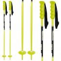 Ski poles Komperdell Offense Junior yellow