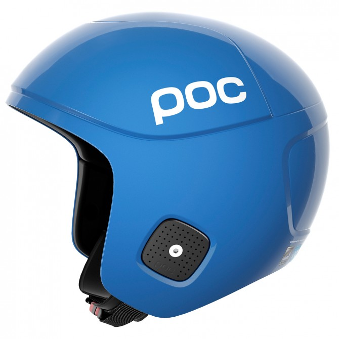 Ski helmet Poc Skull Orbic X Spin blue