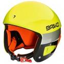 Casco esquí Briko Vulcano Fis 6.8 amarillo