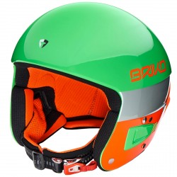 Casque ski Briko Vulcano Fis 6.8 vert