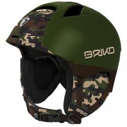 Casco esquí Briko Canyon camouflage