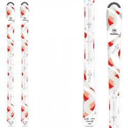 esqui Rossignol Passion W + fijaciones Xelium Saphir 100 S