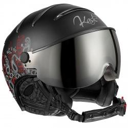 Casque ski Kask Elite Cachemire noir