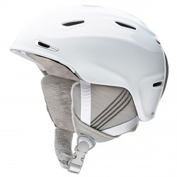 Casco esquí Smith Arrival blanco