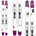 ski Rossignol Star 7 + bindings Axial2 120 XXL