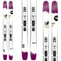 ski Rossignol Star 7 + fixations Axial2 120 XXL