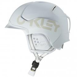 Casque ski Oakley MOD5 Factory Pilot blanc