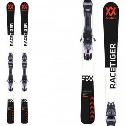 Ski Volkl Racetiger Srx + bindings VMotion 11 Gw