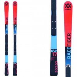 Esquí Volkl Racetiger GS R Jr W + fijaciones Xcell12