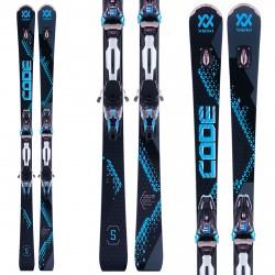 Esquí Volkl Code S + fijaciones Rmotion 12