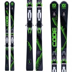 Ski Volkl Code L + fixations Rmotion 12