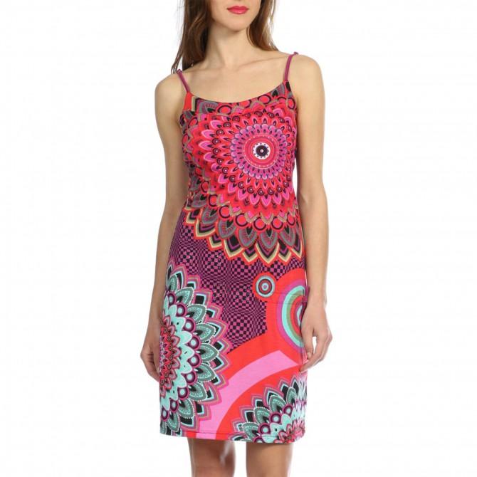 Vestito Desigual Tobago Donna