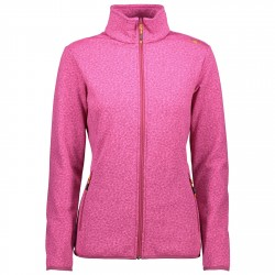 Trekking sweater Cmp Woman fuchsia