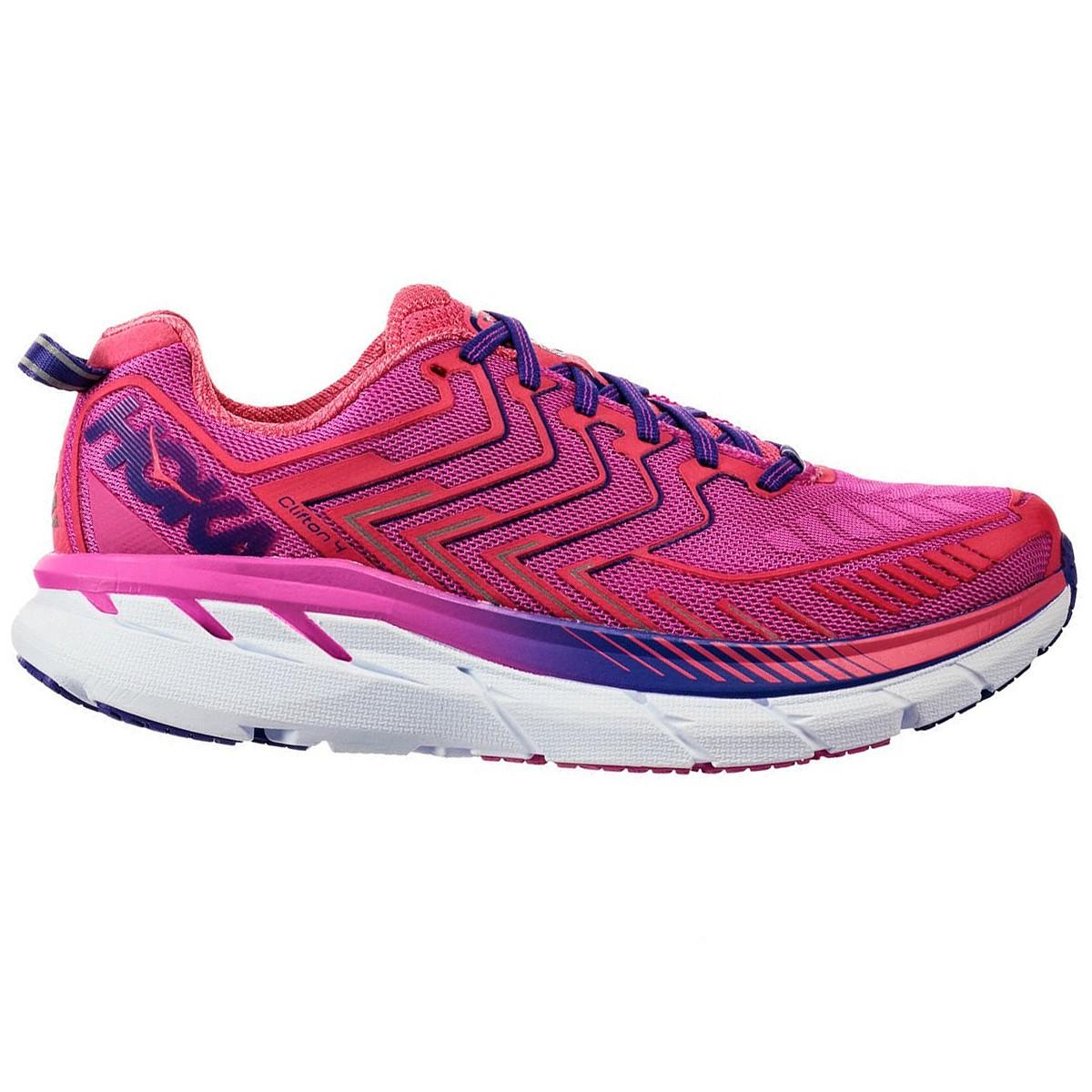 Trail Running Shoes Hoka One One Clifton 4 Woman Trail