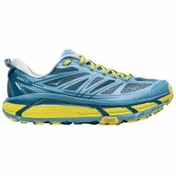 Chaussures trail running Hoka One One Mafate Speed 2 Homme bleu clair