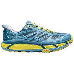 Trail running shoes Hoka One One Mafate Speed 2 Man light blue