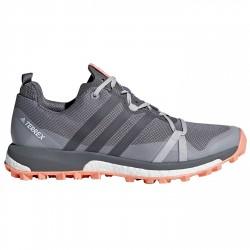 Scarpe trail running Adidas Terrex Agravic Donna grigio