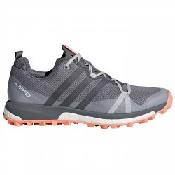 Zapatos trail running Adidas Terrex Agravic Mujer gris