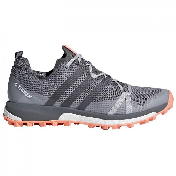 Scarpe trail running Adidas Terrex Agravic Donna grigio ADIDAS Scarpe trail running
