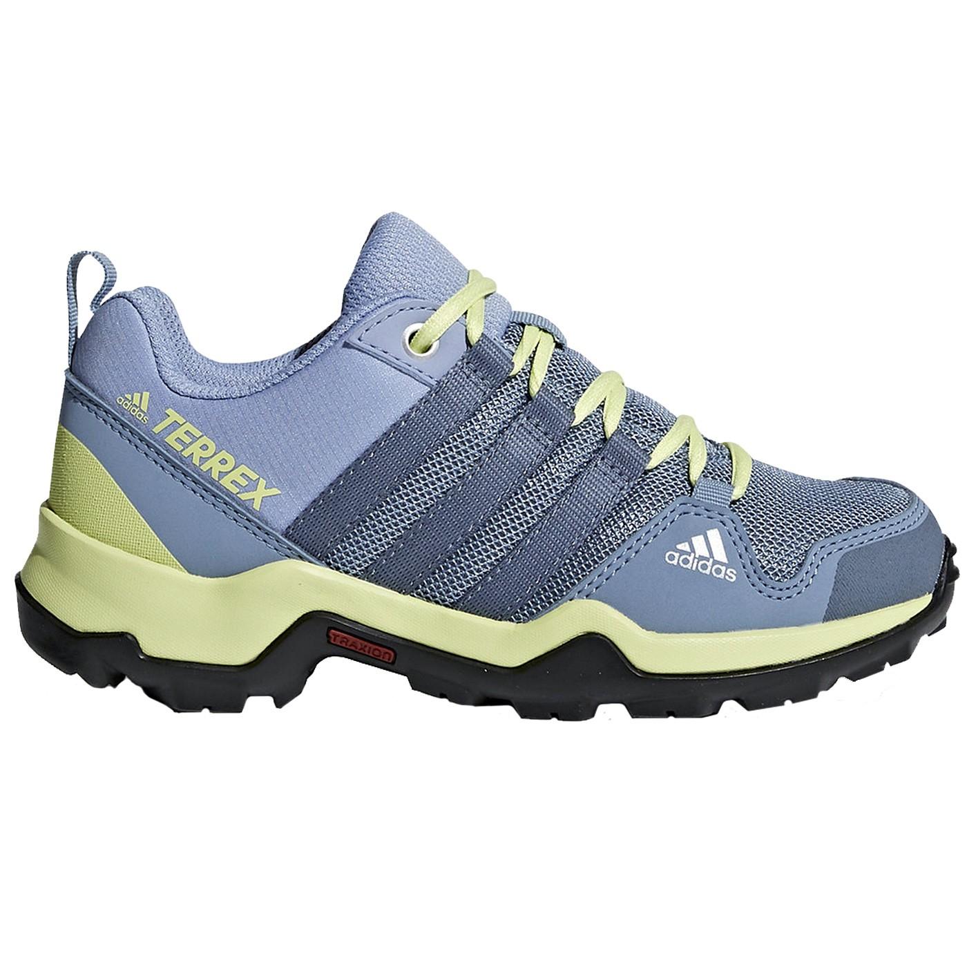 Trail running shoes Adidas Terrex AX2R Girl - Trail running 716e0f42a1e