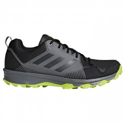Scarpe trail running Adidas Terrex Tracerocker Uomo grigio-lime
