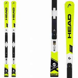Ski Head WC Rebels iSpeed Rp Evo + fixations Freeflex Evo 14 Brake 85