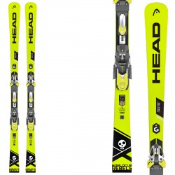 Ski Head WC Rebels iRace Pro + bindings Freeflex Evo 16 Brake 85