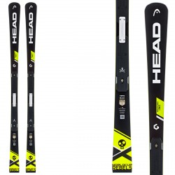 Ski Head WC Rebels iRace Rp Evo + fixations Freeflex Evo 14 Brake 85